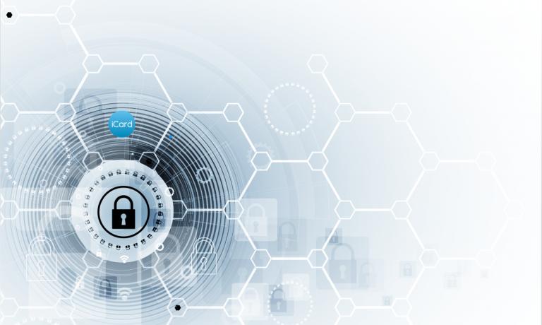 iCard digital wallet security
