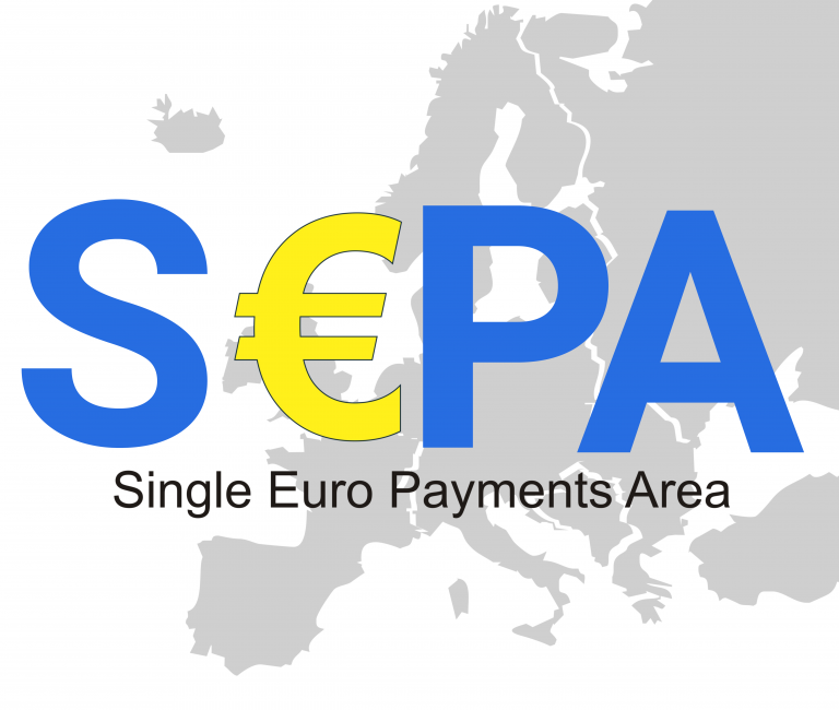 sepa transfer with iCard digital wallet