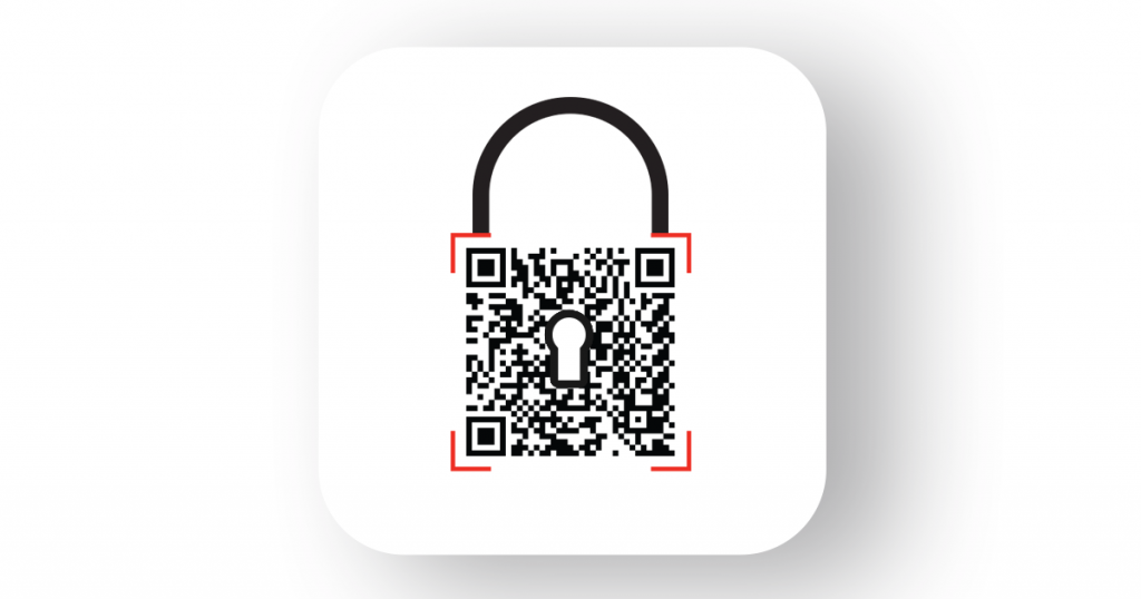 QR code payments are extra secure
