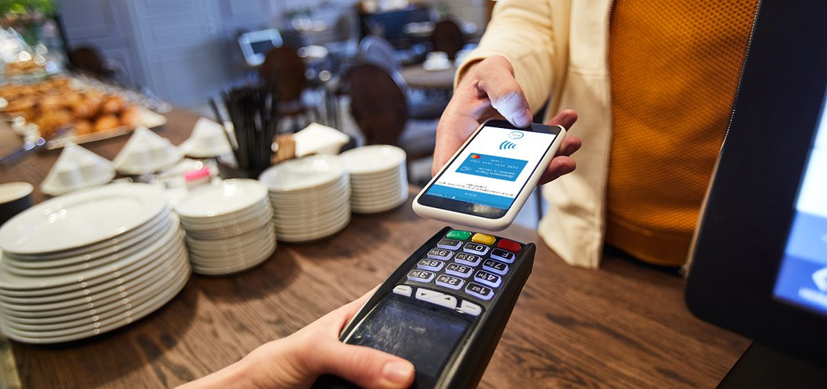 mobile payments and discount cards fit in 1 digital wallet