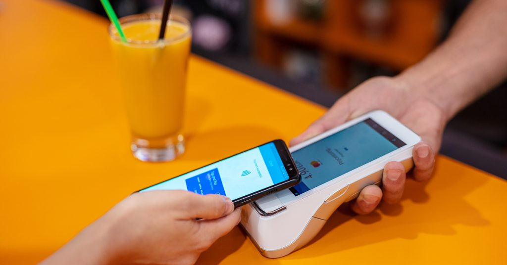 contactless mobile payments with icard