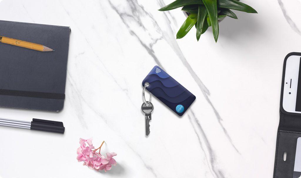 plashtai s NFC aksesoari ot icard