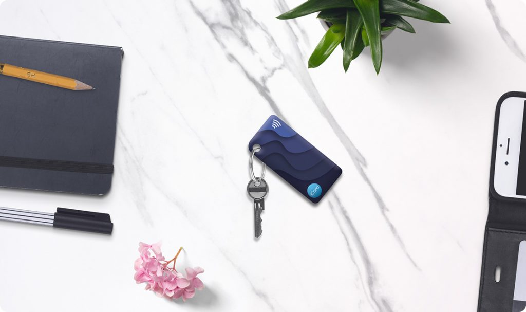 get free nfc wearable from icard