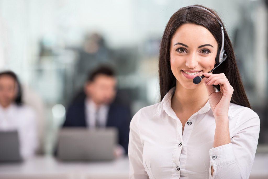център за контакт с клиенти