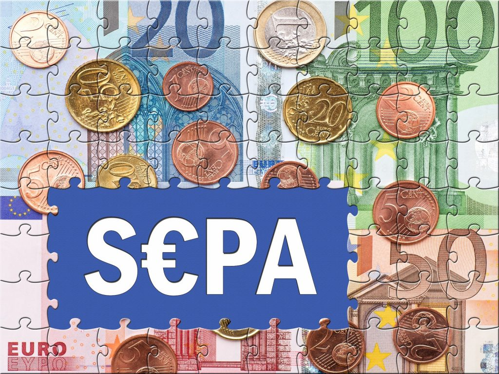 What is SEPA transfer