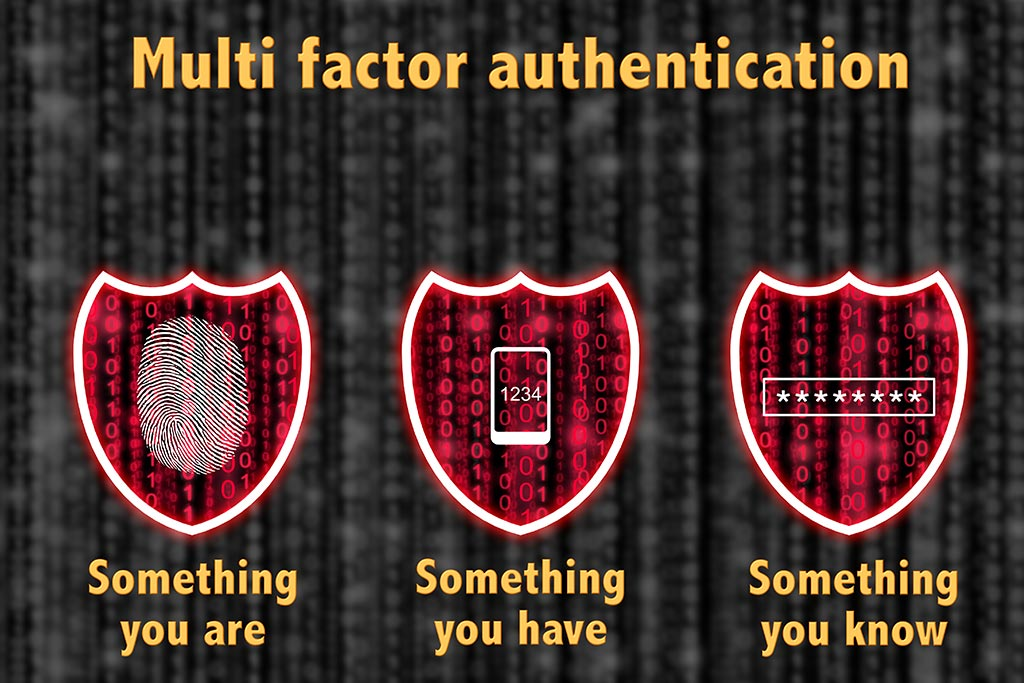 2-Factor Authentication is the new security standard