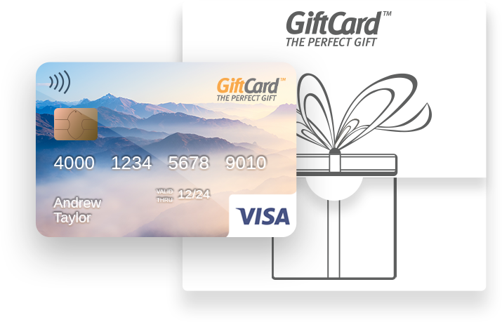 GiftCard - the perfect gift