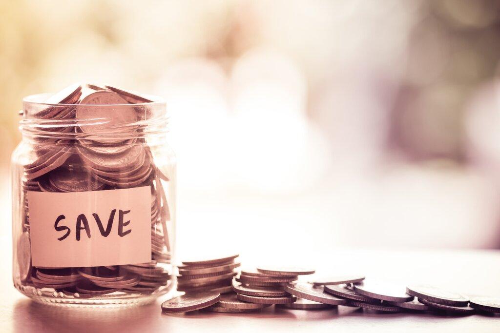 A save jar.