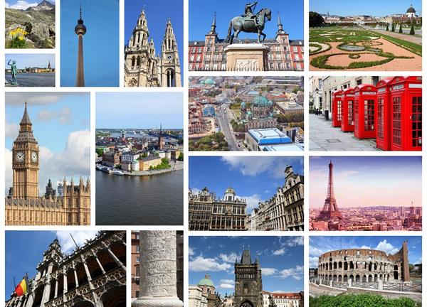 Big European Capitals