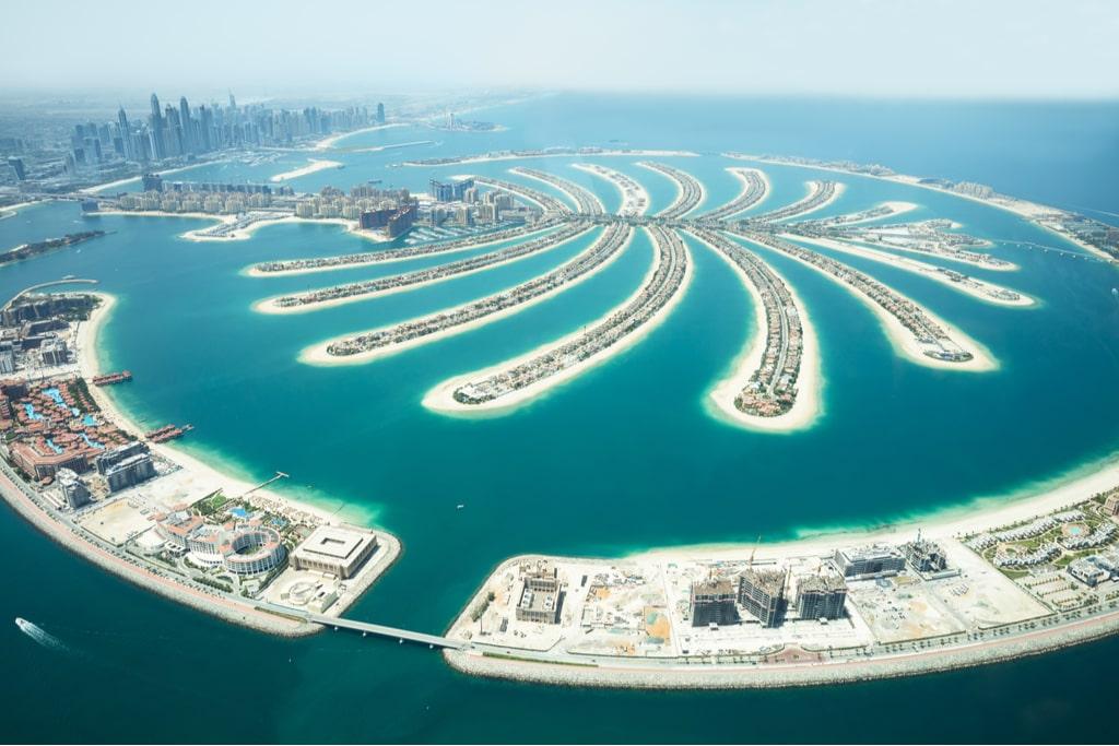 A photo of Dubai.